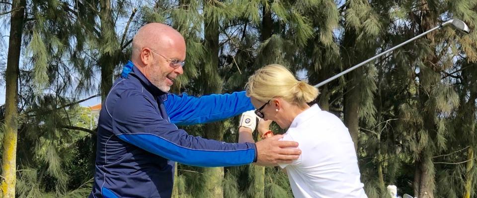 Golf Trainingsreisen - Golfunterricht - Golfreisen