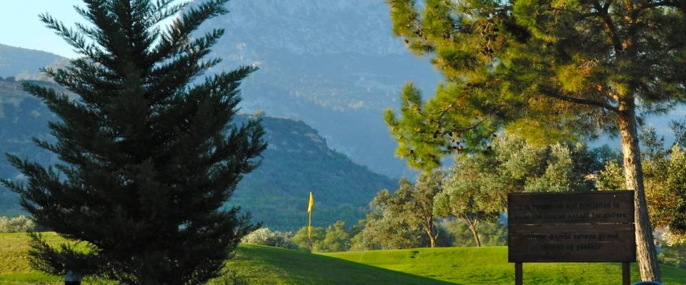 Bildergalerie Golf Trainingsreisen