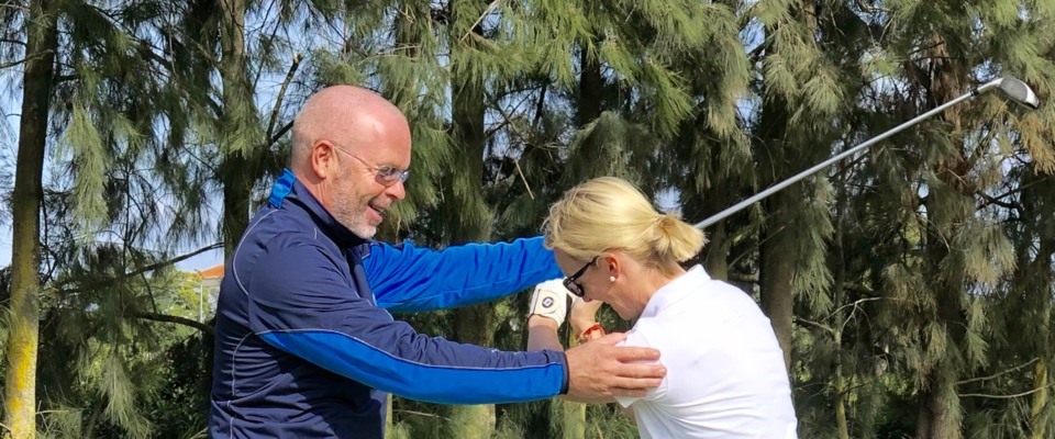 Trackman Golf Trainingsreisen - Matthias Rollwa - Trackman Golfreisen
