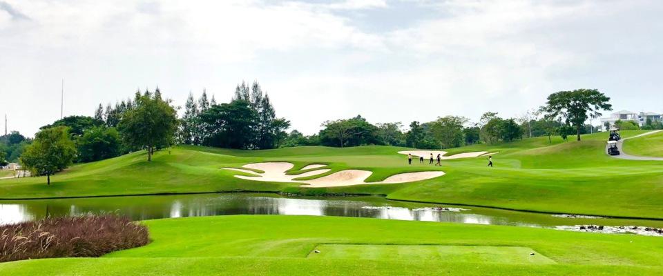 Golf Trainingsreise - Thailand/Hua Hin 2020 - Matthias Rollwa - Golfreise