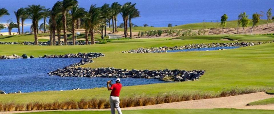 Golf Trainingsreise - Ägypten/Makadi Bay 2019 - Matthias Rollwa - Golfreise