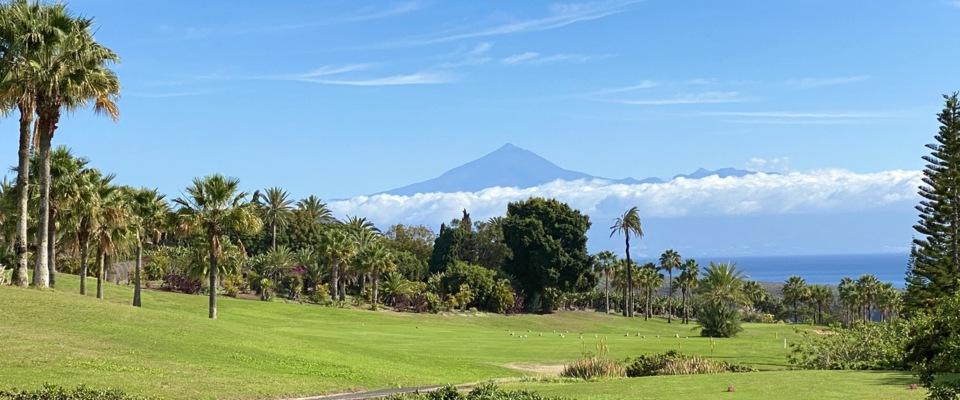 Golf Trainingsreise Spanien La Gomera 2022 Golfreise